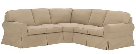 Sofa Couching by Furniture Pretty Slipcovered Sectional Sofa For Comfy