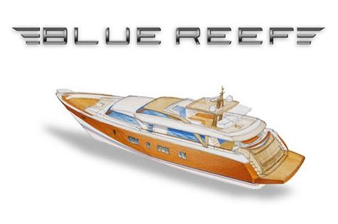 yacht brands sunreef launches a new motor yacht brand blue reef