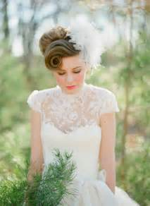 57 beautiful vintage wedding hairstyles ideas wedding