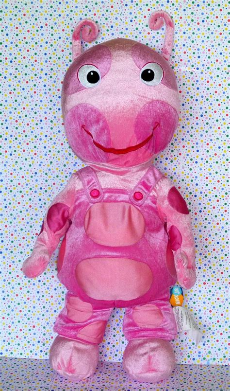 Backyardigans Dolls Backyardigans Uniqua Stuffed Doll 27 Quot