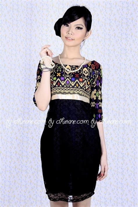 Nilam Batik 25 best images about model dress modern even it s batik on kebaya lace lace and shops