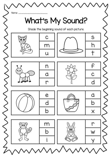 Cut Out The Noise With The Comply Noise Reduction Earbuds From Sharper Image by Beginning Sounds Printable Worksheet Pack Kindergarten
