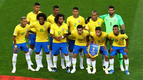 jogadores do brasil
