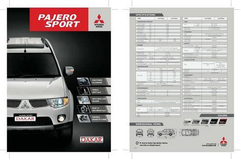 Tshirt Kaos Mitshubishi Motors Pajero Sport mitsubishi pajero sport dakkar 2012 drive by