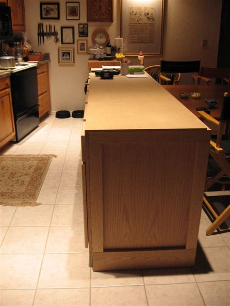diy kitchen islands diy kitchen island cabinet