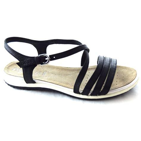 casual sandals c geox vega c ladies casual sandal womens footwear from wj
