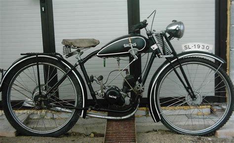 Sachs Motorrad 1930 by Diamant 98cc Sachs C 1930