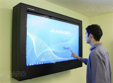 Lcd Touchscreen touch screen enclosures how to increase branding with