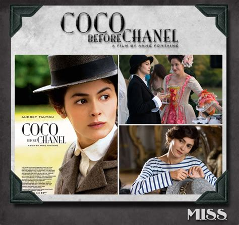 biography of coco chanel movie cuckoo for coco coco before chanel review m i s s
