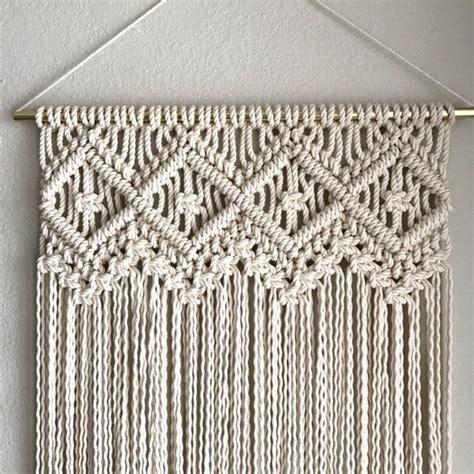 Macram Patterns - macrame patterns macrame pattern macrame wall hanging