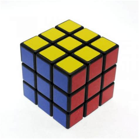 Mainan Edukasi Rubik 3x3 Magic Cube Intellect Toys Amusine Baru Anek speed magic cube 3x3x3 intelligence sales