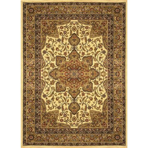 Home Dynamix Royalty Rug by Home Dynamix Royalty Ivory 1 Ft 9 In X 7 Ft 2 In