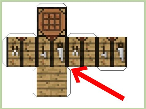 Create Your Own Papercraft - how to make your own minecraft papercraft skin how to