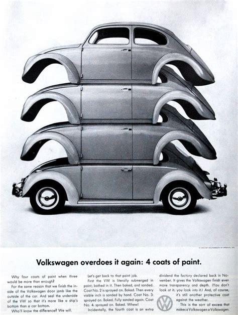 volkswagen ddb ddb volkswagen ad 1963 volkswagen of america vw