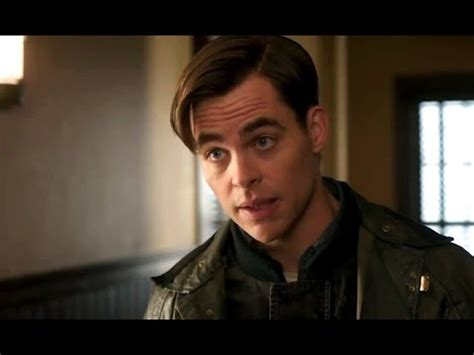 chris pine the finest hours is like a studio film from finest hours chris pine