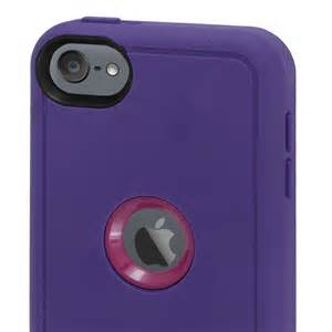 Otterbox ipod touch 5th generation defender series case purple a4c