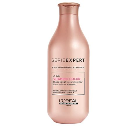 loreal vitamino color l or 233 al s 233 rie expert vitamino color a ox shoo 300 ml