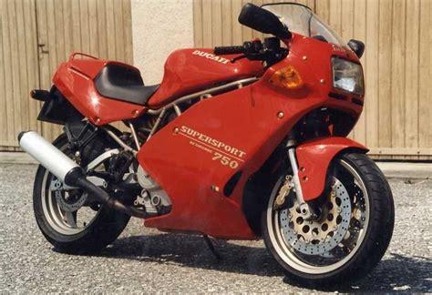 Ducati Pantah Aufkleber by Meine Geschichte