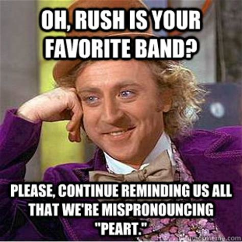 Neil Peart Meme - martell rants hale to the lzzy a new look and more