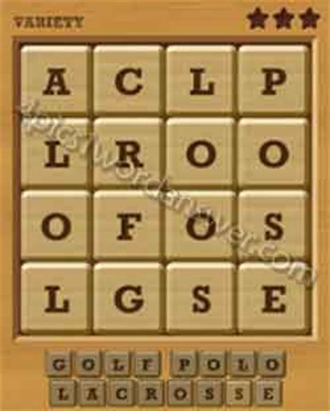 4 Letter Words Related To Sports word crush variety sports answers 4 pics 1 word