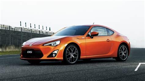 Toyota Sports Car List Toyota Gt 86 Tops Carbuyer S Best Sportscars List