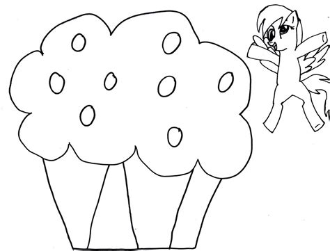 doctor whooves coloring page muffin derpy hooves sketch coloring pages