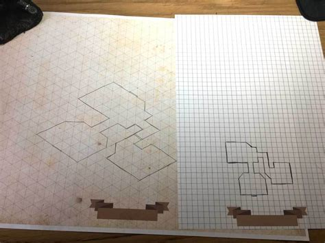 isometric map making template fantasy world building