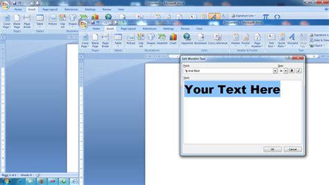 membuat not balok di komputer tips komputer cara membuat dan mencetak huruf font