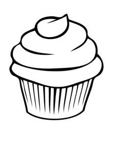 cupcake coloring page cupcake color page az coloring pages