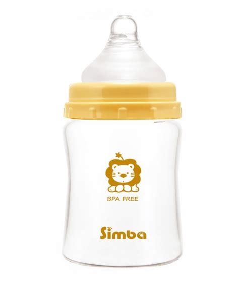 Simba Standard Neck Feeding Bottle 150ml simba ultra light wide neck glass feeding bottle 150ml cross lovely akachan enterprise
