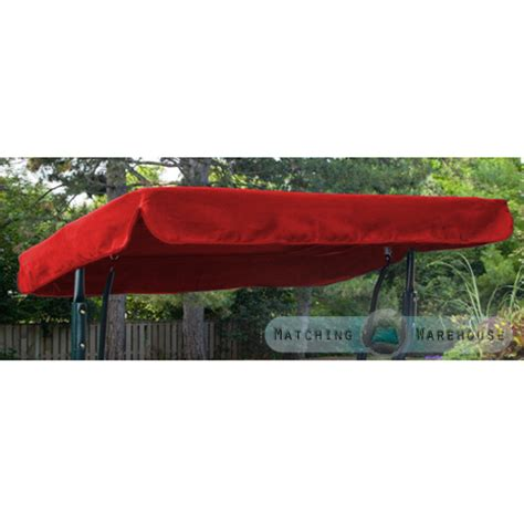 replacement swing seat canopy replacement canopy for swing seat garden hammock 2 3