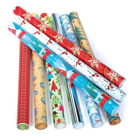 Wrapping Paper - the magical of gift wrapping for dummies bergen