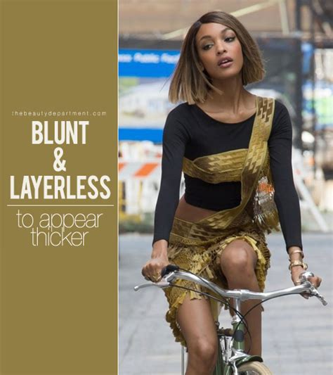 blunt cut layers the beauty department your daily dose of pretty