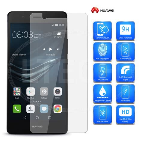 Tempered Glass Km Huawei Mate9 huawei mate 9 genuine tempered glass screen protector ebay
