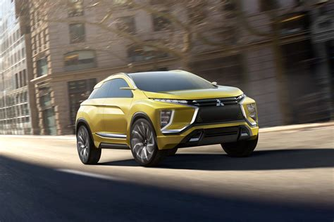 Mitsubishi Ex Concept Previews Design For Future Models
