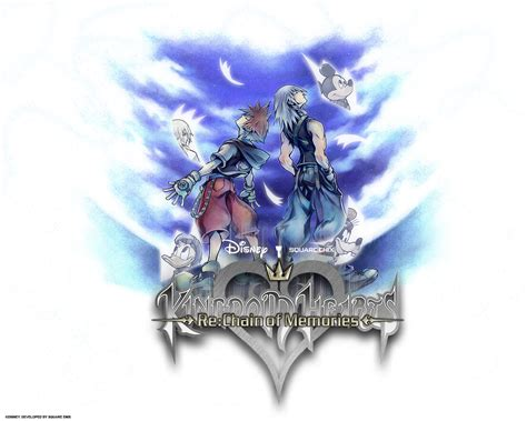 kingdom hearts chain of memories kingdom hearts re chain of memories wallpaper 93672