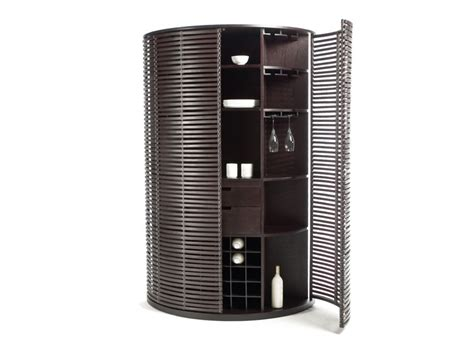 Moderner Barschrank by Mobile Bar Lolah Mobile Bar Kenneth Cobonpue