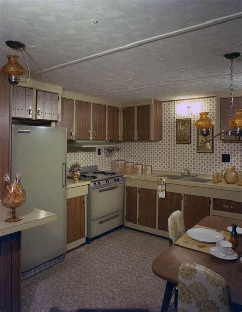 trailer homes interior florida memory interior view showing a mobile home