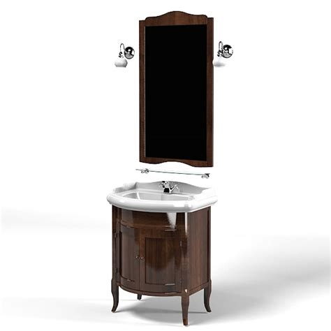 Retro Bathroom Furniture 3d Kerasan Retro Bathroom