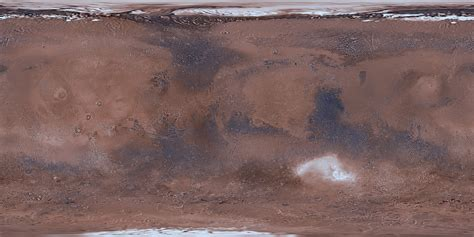 what gives mars its color color map of mars viking orbiter mdim 2 1 the planetary