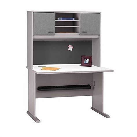 bush business a series corner desk in white spectrum and