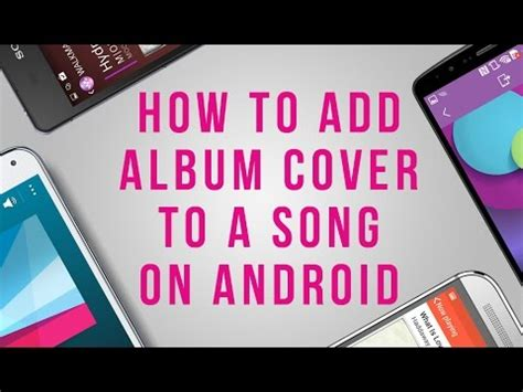 albums free android how to add album cover to a song on android