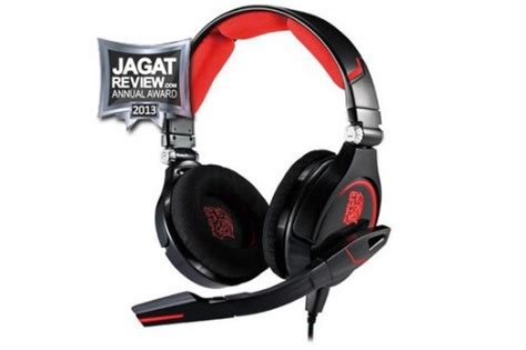 Keenion Headset Gaming Multimedia 3199 Merah gaming headset terbaik di tahun 2013 jagat review