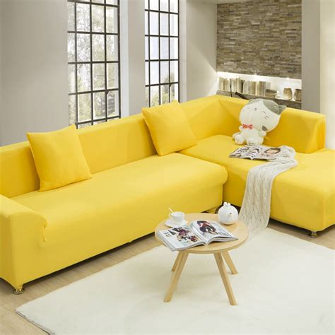 yellow couch cover yellow sofa cover smileydot us