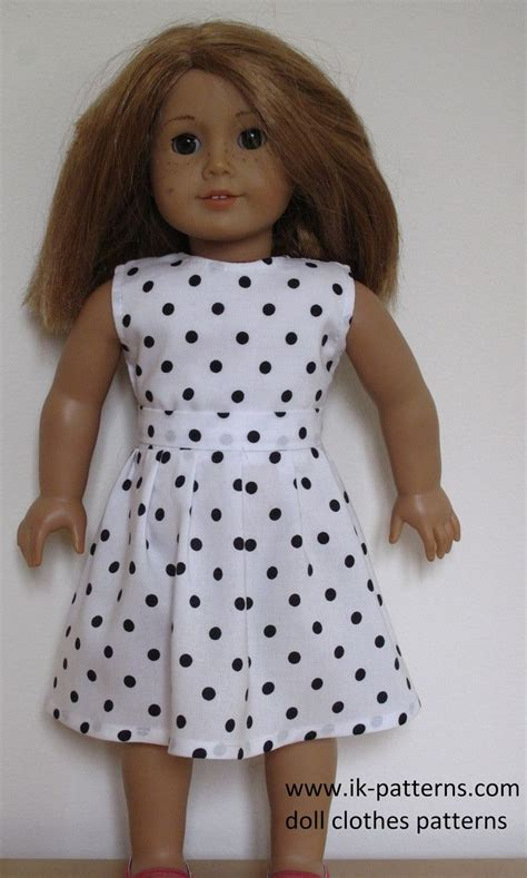 clothes pattern for 18 inch doll 55 best images about 18 inch doll clothes dresses made