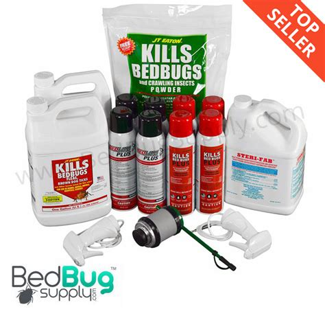 Bed Bug Supply by Bed Bug Kit Commercial Application