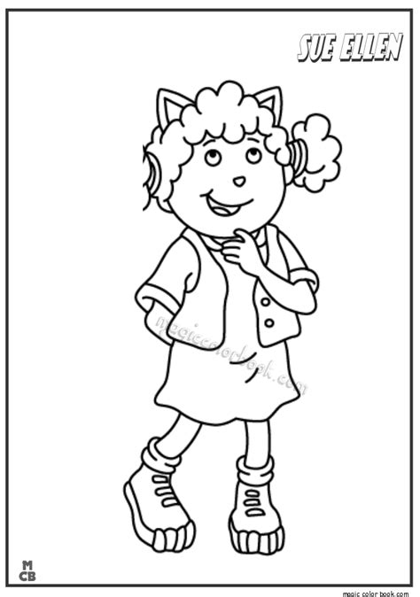 arthur coloring pages arthurs thanksgiving coloring pages coloring home