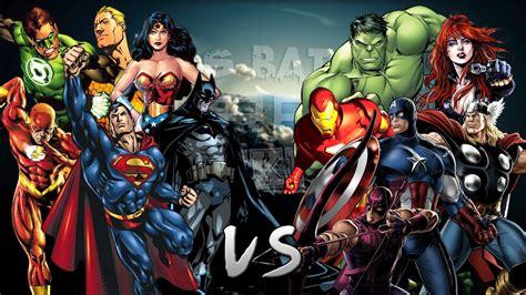 imagenes epicas de marvel los vengadores vs la liga de la justicia 201 pica batalla