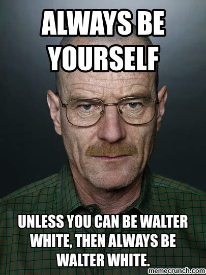 Walter White Memes - walter white breaking bad car interior design