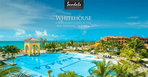 Sandals South Coast Luxury Resort in Whitehouse, Jamaica